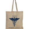 The Skin Bar Branded Cotton Tote Bag